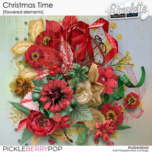 10 décembre : Christmas Time Simpl566