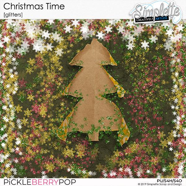 10 décembre : Christmas Time Simpl571