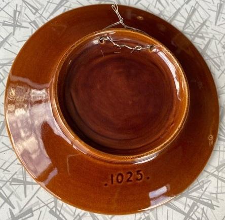 Wharetana 1025 Small Dish 1025_b10