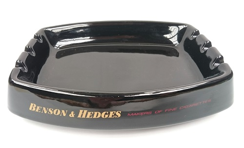 1038 Ashtray Benson & Hedges 8 3/4 inches 1038_a11
