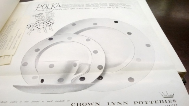 Polka Pattern 11o11