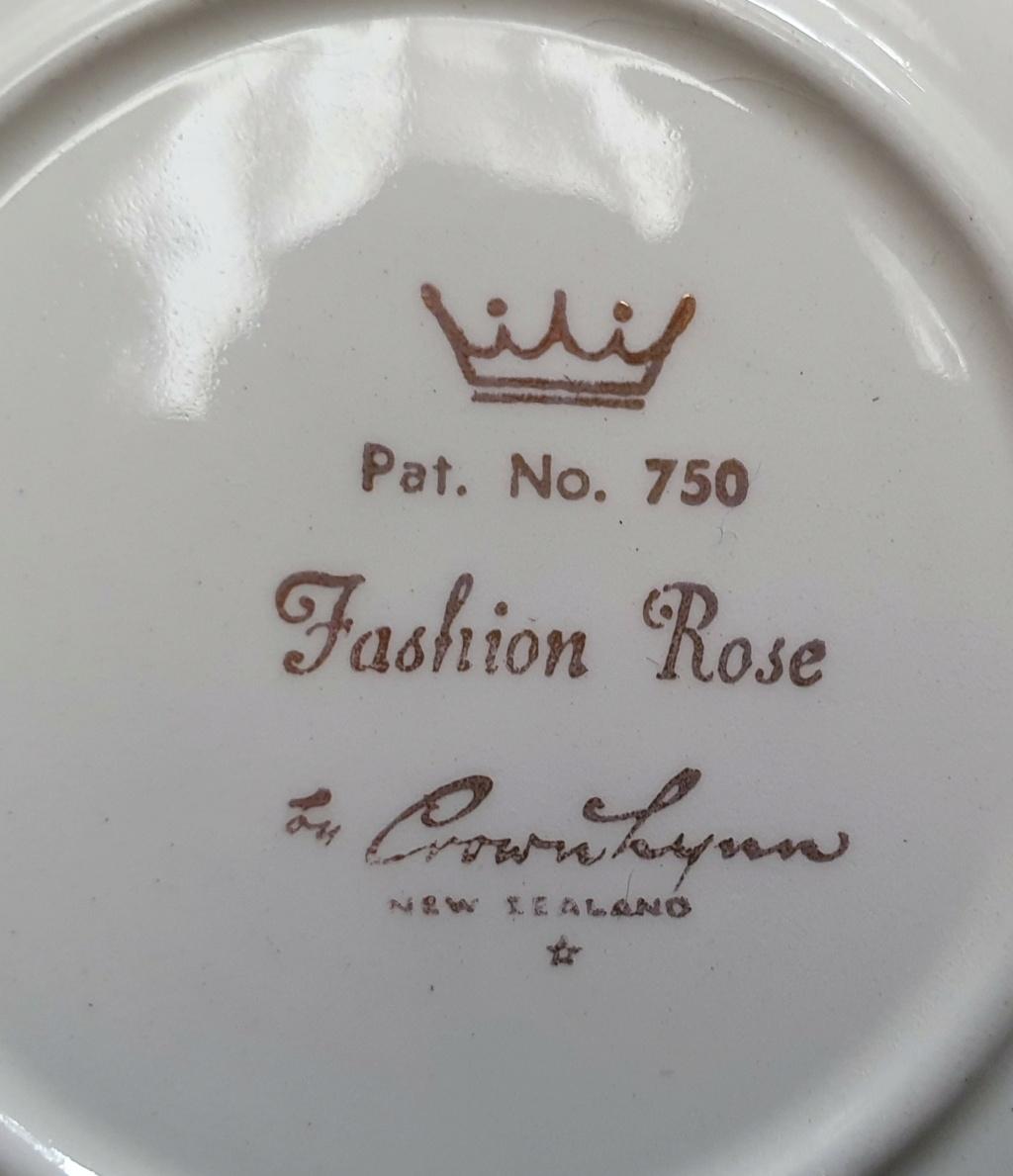 fashion rose - Fashion Rose Pat No 750 20210513