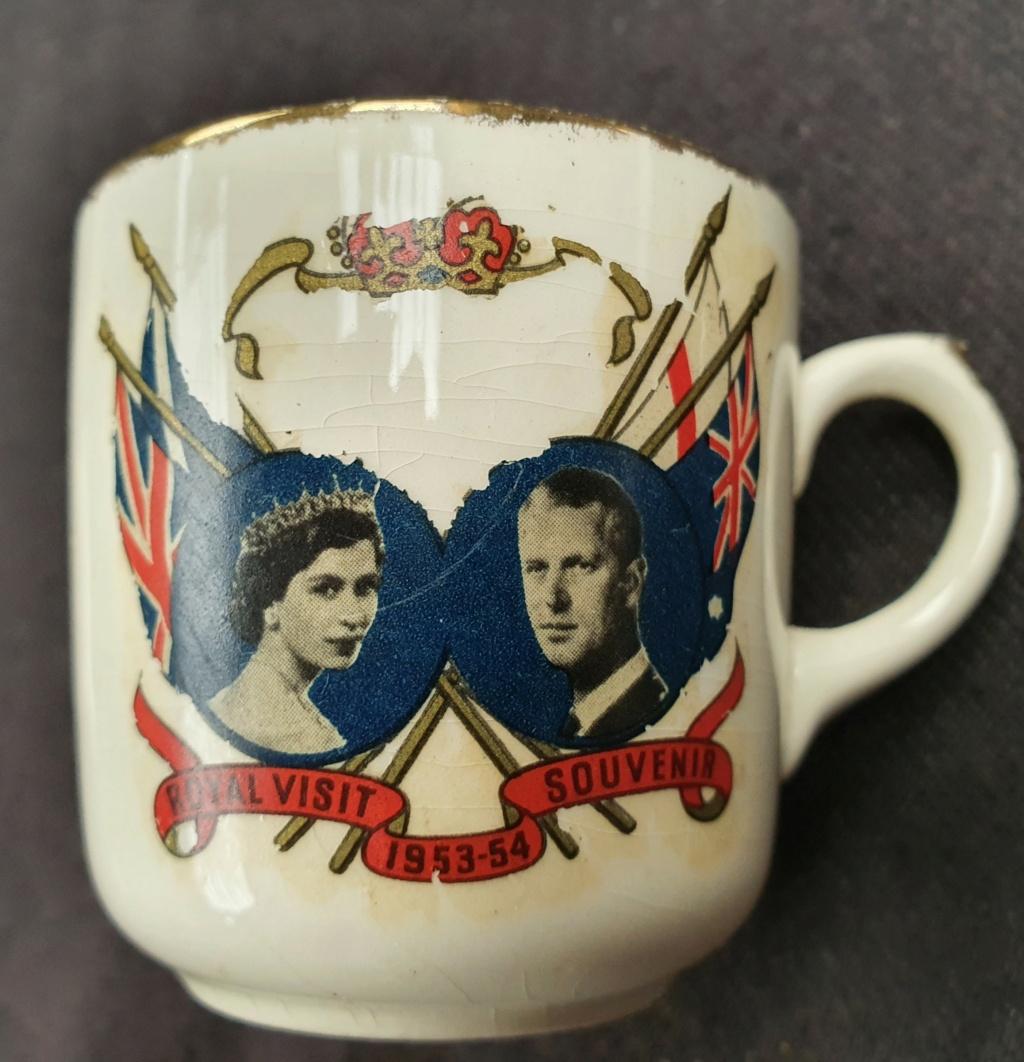 Royal Visit Souvenir 1953-54 20210612