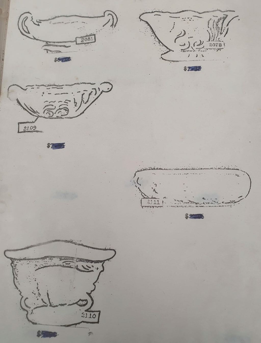 New info re Titian Four Digit Vases 2110 and 2111 2078_210