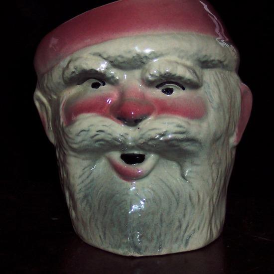 431 Santa mug and 432 toby jug INQUEST. 43110