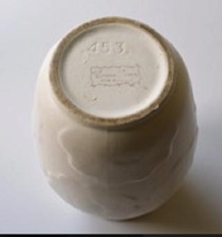 New Shape!!! 453 Squat Vase courtesy two_andahalfcats 453_ba10