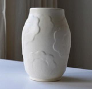 New Shape!!! 453 Squat Vase courtesy two_andahalfcats 453_sq10