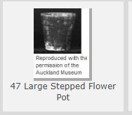 New Shape alert !!!  Shape 47 Large Stepped Flower Pot 47_flo10