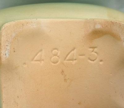 Salisbury Shape 484-3 with Baker knob 484_3_10