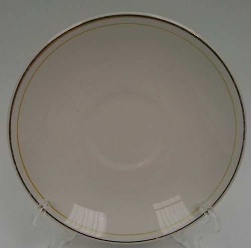 743 Light Weight Vit Porcelain saucer 743_li10
