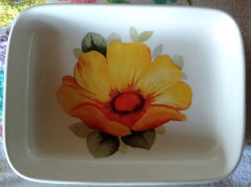 New Shape !!  Shape 8029 Oblong Flower Bowl 802910