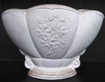 A lovely crackle glaze Titian vase :) B_11410