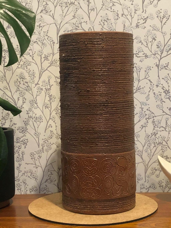 Shape 2080 Large Rose Convention Vase (Pipe) and Berin Spiro vase Berin_10