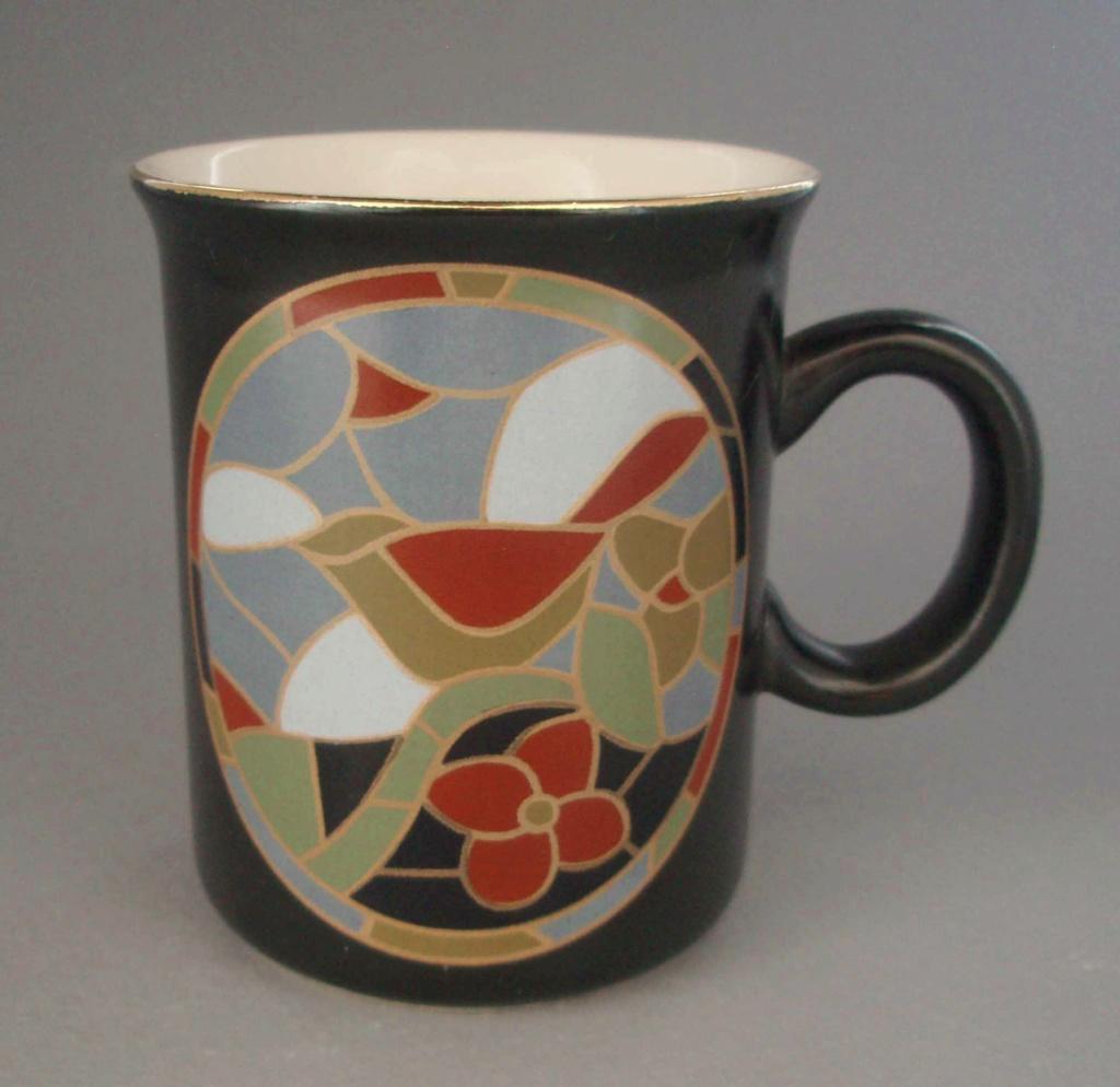 Bird Leadlight Mug d84503 Bird_l10