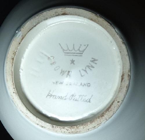 H 19 Hand Potted Vase courtesy of Kate & Dayle Slinn H_19_b10