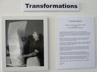 James Greig Transformations Exhibition at the Quartz Museum August - November 2020 James_12