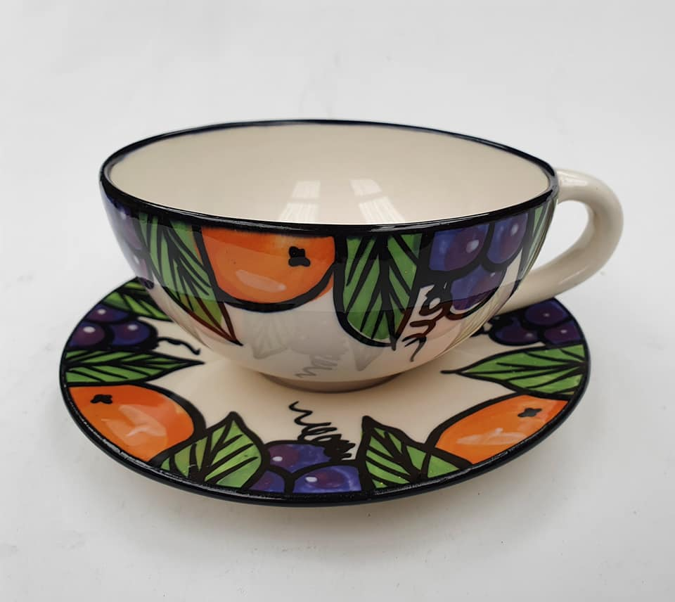 Kevin Kilsby cup and saucer Kevin_13