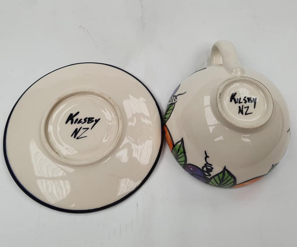 Kevin Kilsby cup and saucer Kevin_15
