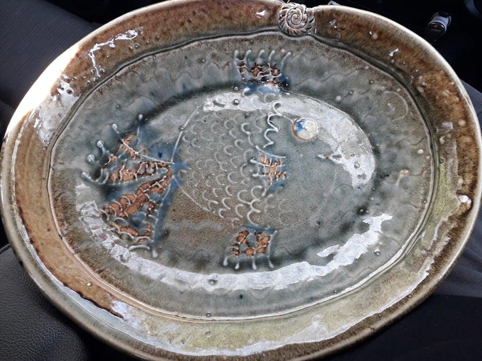Kotuku Pottery - ( Ian Dalzell & Sue Pidgeon ) Kotuku11