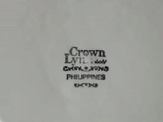 """Kelston Philippines"" backstamp ""Springflower"" Like_s11"