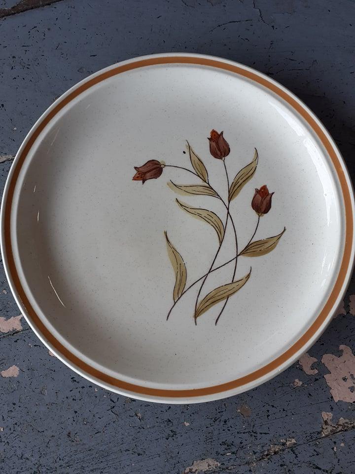 Mayon Ceramics Flowers pattern Mayon_24