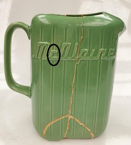 Fake McAlpine Jug identification made easy Mcalpi10
