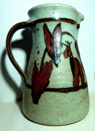 Nicholas Brandon Pottery courtesy of Rustics Nichol10