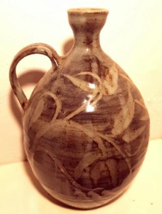 Nicholas Brandon Pottery courtesy of Rustics Nichol13