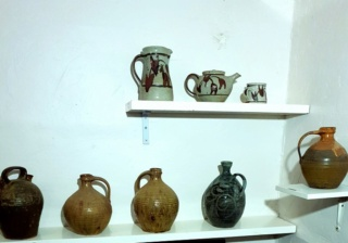 Nicholas Brandon Pottery courtesy of Rustics Nichol16