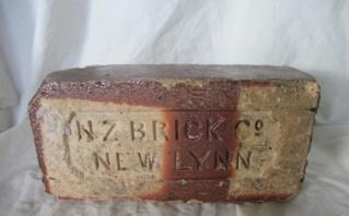 Crum NZ Brick Co New Lynn Brick Nz_bri10