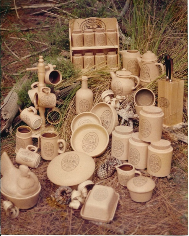 Stewart Pottery Pictures and Brochures 4 Origin10