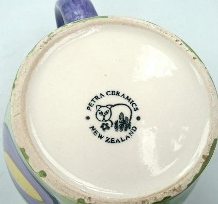 Petra Ceramics cheerful teapot Petra_14