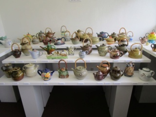 A teapot exhibition is on at the Quartz Museum ... Ricks_10