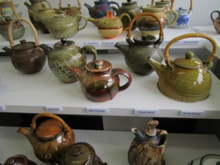 A teapot exhibition is on at the Quartz Museum ... Ricks_12