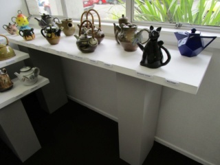 A teapot exhibition is on at the Quartz Museum ... Ricks_14