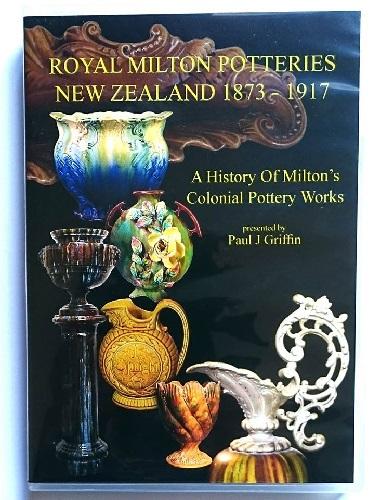 Royal Milton Potteries New Zealand 1873 - 1917 DVD Royal_14