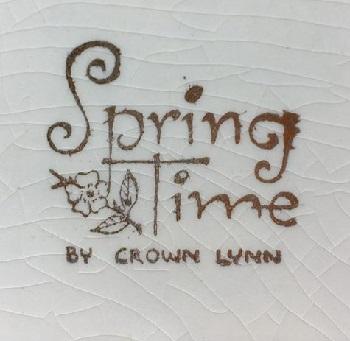 Spring Time by Crown Lynn Spring11