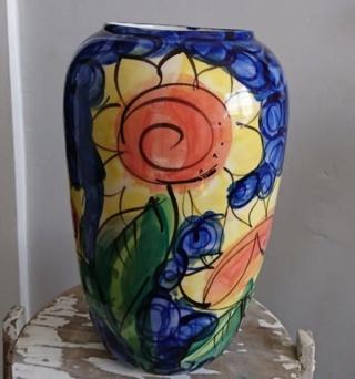 Stage Artware Sunflower Vase 28cm Stage_11