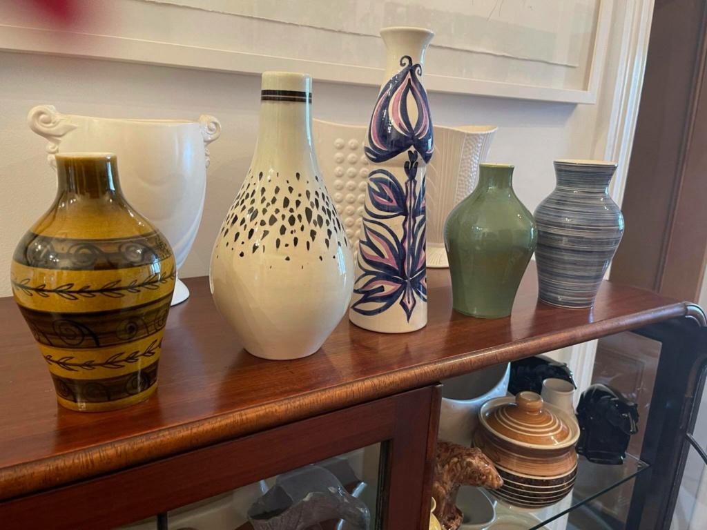 Some wonderful Daniel Steenstra pots courtesy of Wendy Turner Steens16
