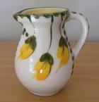 Studio Ceramics Kowhai pattern by Ann Skelly Studio25