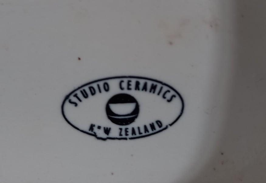 Massive Studio Ceramics Nikau Palm Plaque Studio35