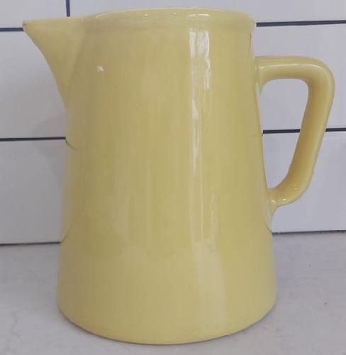 Temuka Yellow Vitrified Jug Temuka16