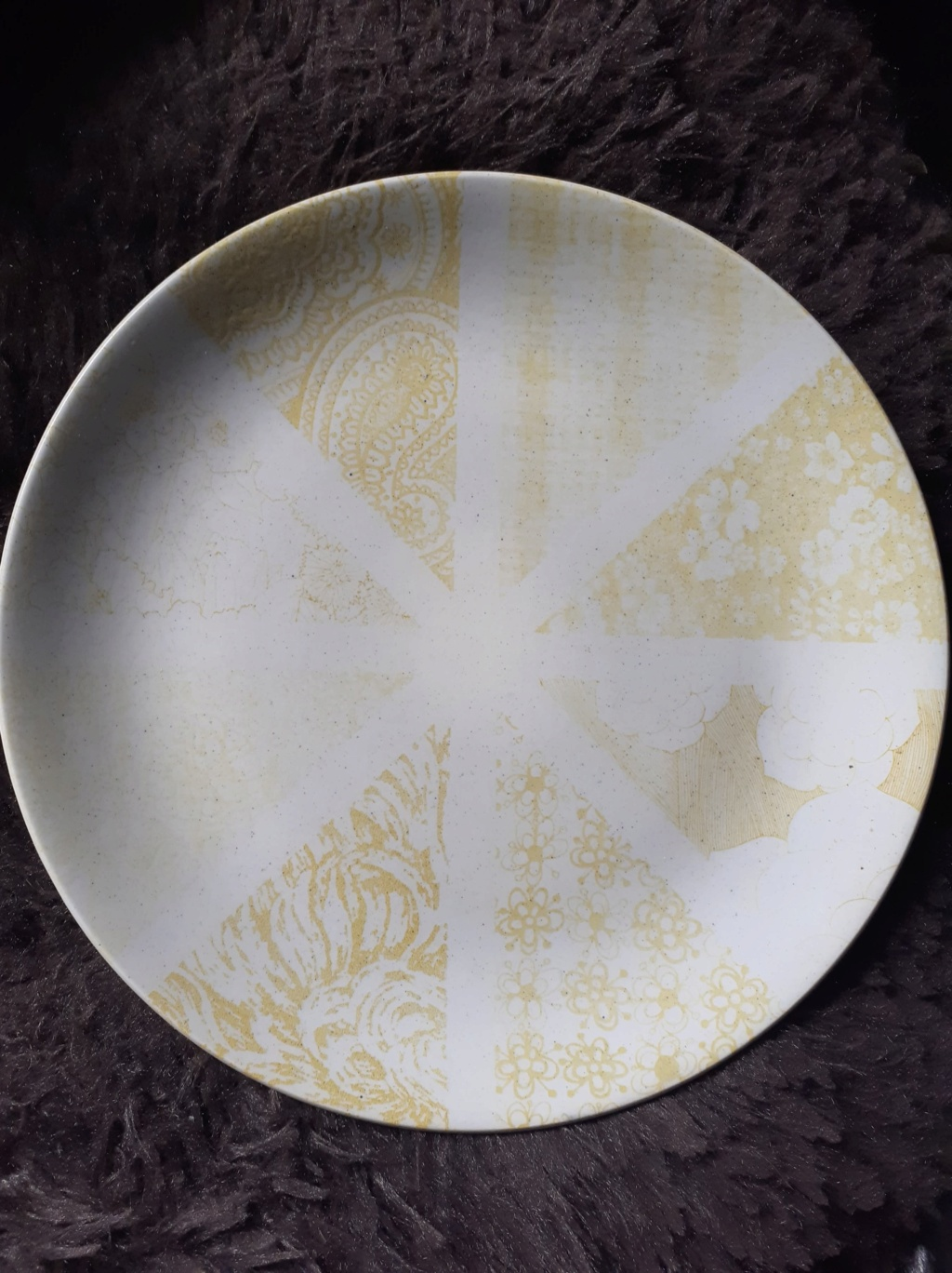 Test plate with 8 different patterns !! Test_p11