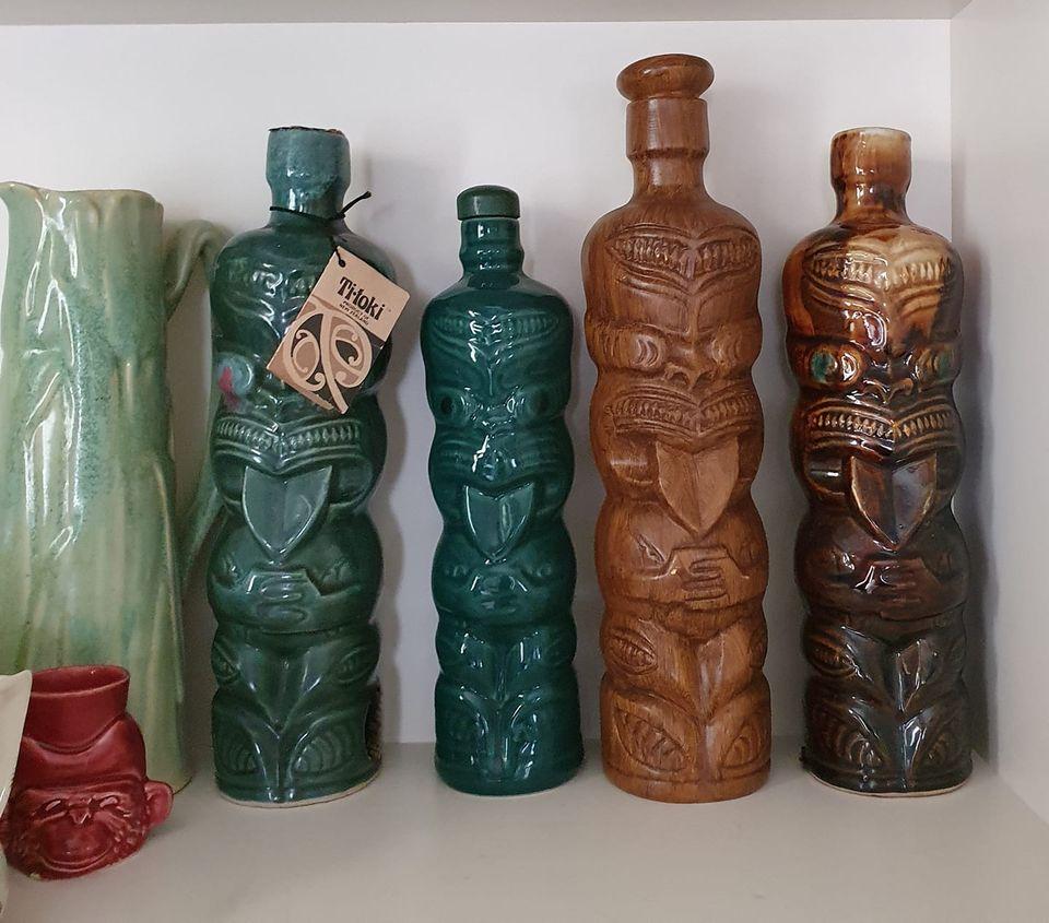 Kermiko Ti Toki Bottle, Orzel and Hobby Ceramics Ti_tok10