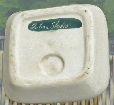 Titian Studio 'Boy What a Party' Ashtray courtesy of my3sonz Titian14