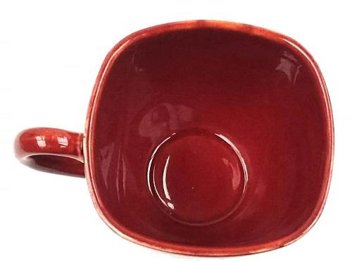Titian Woodgrain Square cup Titian16