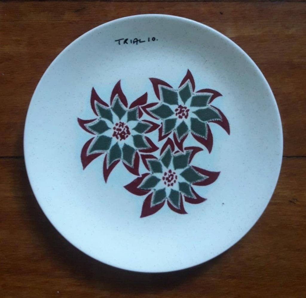 Trial 10 on Kelston Ceramics plate Trial_10