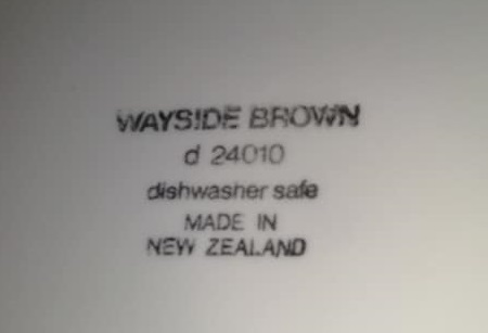 Wayside Brown 24010 on Apollo Waysid11