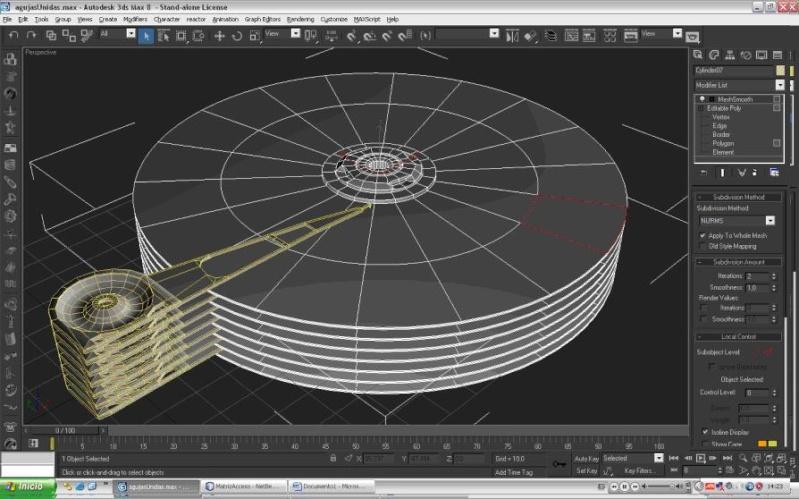 Programa Animacion 3D 510