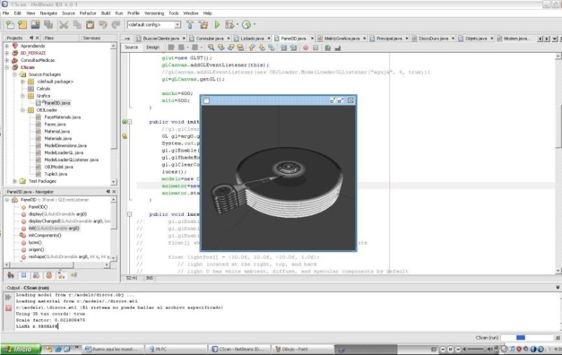 Programa Animacion 3D 710